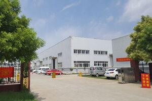 メッキ工場TSM(天津)直営工場