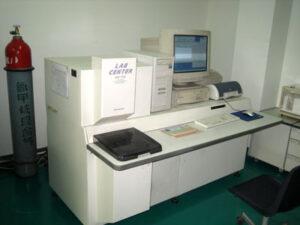 成分分析機